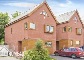Thumbnail 5 bedroom detached house for sale in Chandlers Court, Connah's Quay, Deeside