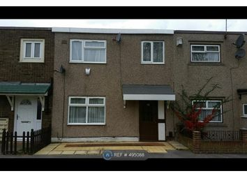 Thumbnail 4 bed terraced house to rent in Dewsgreen, Basildon