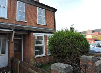 Thumbnail 2 bed end terrace house to rent in Woodbridge Road, Ipswich