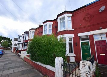 Thumbnail 2 bed terraced house to rent in Bridle Road, Wallasey, Merseyside