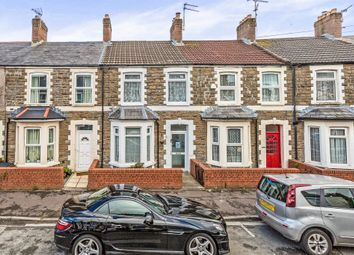 Thumbnail 3 bed terraced house for sale in Wyndham Road, Canton, Cardiff