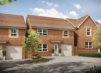 "Thumbnail 4 bed detached house for sale in ""Windermere"" at Glynn Road, Peacehaven"