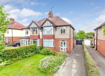 Thumbnail 3 bed semi-detached house for sale in Wellmeadow Gardens, Shrewsbury