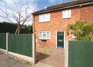 Thumbnail 3 bed end terrace house for sale in Deane Close, Whitstable