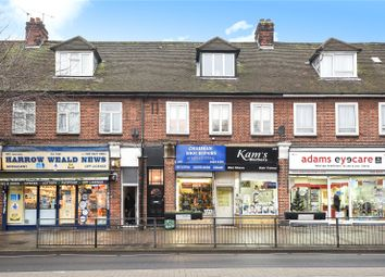 Thumbnail 3 bed maisonette for sale in High Road, Harrow, Middlesex