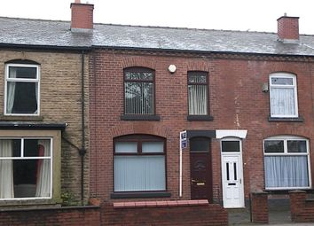 Thumbnail 3 bed terraced house to rent in Longcauseway, Farnworth, Bolton