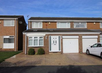 Thumbnail 3 bed semi-detached house to rent in Thorphill Way, Billingham
