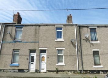 2 bed terraced house for sale in Easington Street, Easington, County Durham SR8
