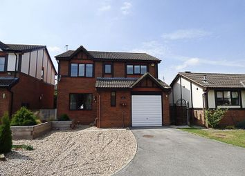 Thumbnail 4 bed detached house for sale in Kings Avenue, Altofts, Normanton