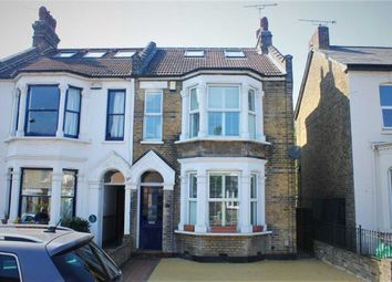 Thumbnail 4 bedroom semi-detached house for sale in Peel Road, London