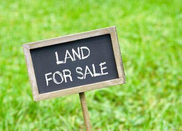 Thumbnail Land for sale in Romsey Road, Awbridge