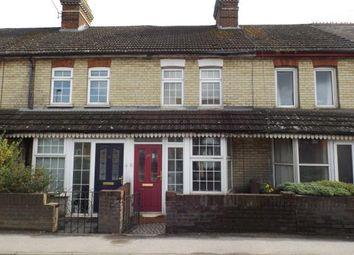 Thumbnail 3 bed terraced house for sale in Wrecclesham, Farnham, Surrey