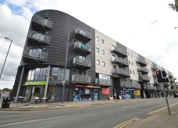 Thumbnail 3 bed maisonette to rent in Hulme High Street, Manchester