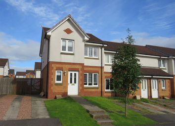Thumbnail 3 bed end terrace house for sale in Findochty Place, Glasgow