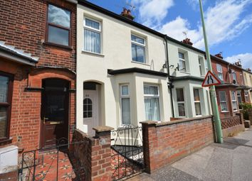 Thumbnail 4 bedroom terraced house for sale in St. Margarets Road, Lowestoft