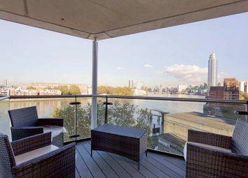 Thumbnail 2 bedroom flat for sale in 1 Riverlight Quay, Nine Elms, London