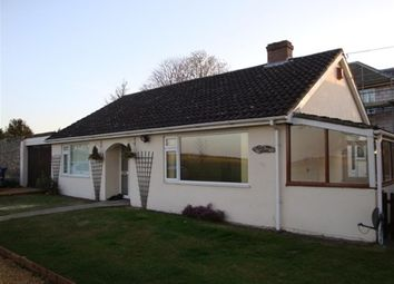 Thumbnail 2 bed detached bungalow to rent in Newmarket Road, Barton Mills, Bury St. Edmunds