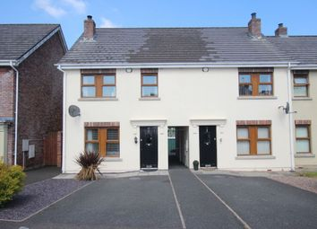 Thumbnail 3 bed terraced house for sale in Alderley Place, Newtownabbey