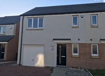 Thumbnail 3 bedroom semi-detached house to rent in Hewson Way, Edinburgh
