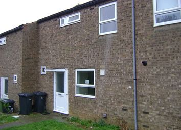 Thumbnail 3 bed terraced house to rent in Thrush Lane, Wellingborough