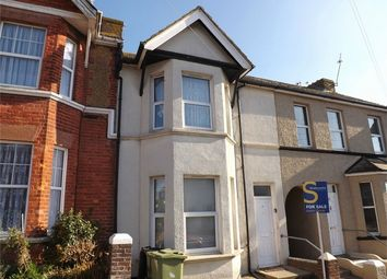 Thumbnail 3 bedroom terraced house for sale in Sidley Street, Bexhill-On-Sea, East Sussex