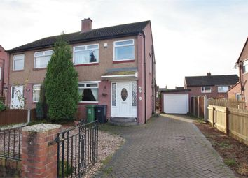 Thumbnail 3 bed semi-detached house for sale in Eden Park Crescent, Off Warwick Road, Carlisle, Cumbria