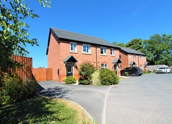 Thumbnail 3 bed semi-detached house for sale in Britannia Road, Cuddington, Northwich
