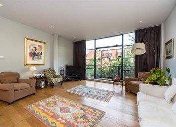Thumbnail 2 bed flat to rent in Chiswick Green Studio, 1 Evershed Walk, Chiswick