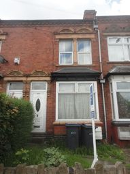 Thumbnail 3 bed terraced house to rent in Portland, Edgbaston, Birmingham