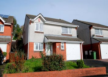 Thumbnail 3 bed detached house for sale in Cundy Close, Plympton, Plymouth
