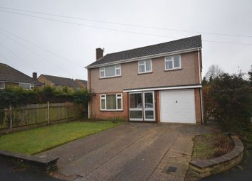 Thumbnail 4 bed detached house for sale in Davidson Close, Thorpe St. Andrew, Norwich