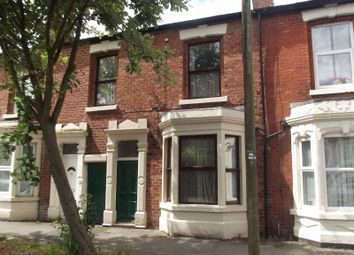 Thumbnail 4 bedroom terraced house for sale in Brackenbury Road, Preston