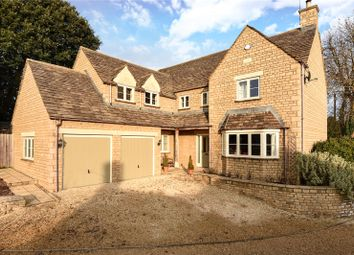 Thumbnail 5 bed detached house for sale in Holm Oaks, Roberts Close, Cirencester, Gloucestershire