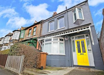 Thumbnail 4 bed end terrace house for sale in Campbell Road, London