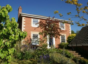 Thumbnail 4 bed detached house for sale in Newby Close, Halesworth