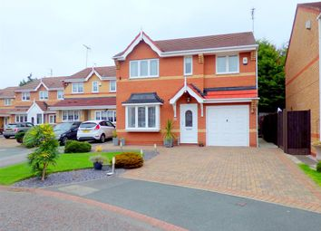 Thumbnail 4 bed detached house for sale in St Anthonys Close, Huyton, Liverpool