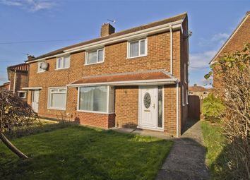 Thumbnail 3 bedroom semi-detached house for sale in Evesham Road, Park End, Middlesbrough