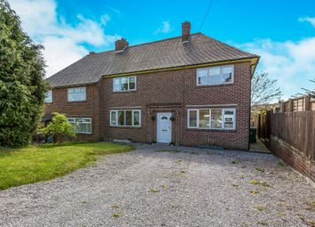 Thumbnail 3 bed semi-detached house for sale in Moor Rise, Holbrook, Belper