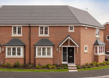 "Thumbnail 3 bed detached house for sale in ""Eskdale"" at Red Lodge Link Road, Red Lodge, Bury St. Edmunds"