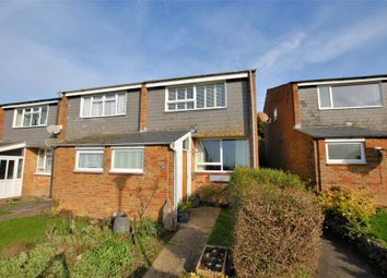 Thumbnail 3 bed end terrace house for sale in Sir John Moore Avenue, Hythe
