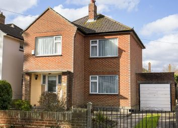 Thumbnail 3 bed detached house for sale in Northbourne Avenue, Northbourne, Bournemouth