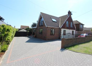 Thumbnail 4 bed detached house for sale in Seathorpe Avenue, Minster On Sea, Sheerness