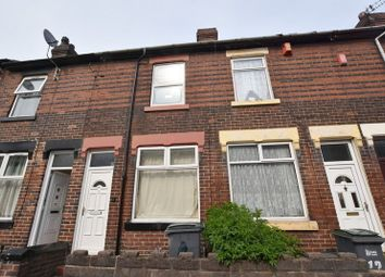 Thumbnail 2 bed terraced house for sale in Leonard Street, Burslem, Stoke On Trent, Staffs