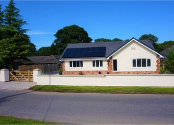 Thumbnail 4 bed detached house for sale in Pen Y Fron Road, Pantymywn
