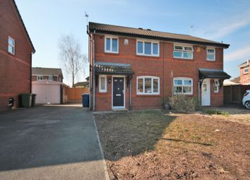 Thumbnail 3 bedroom semi-detached house to rent in Sandway, Wigan