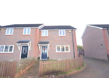 Thumbnail 3 bed semi-detached house for sale in Rookery Gardens, Basingstoke, Hampshire