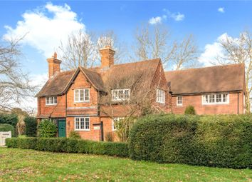 Thumbnail 5 bed detached house for sale in Up Green, Eversley, Hook