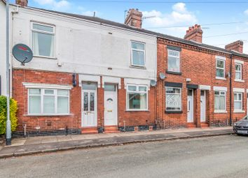Thumbnail 2 bedroom terraced house for sale in Stoke Old Road, Hartshill, Stoke-On-Trent