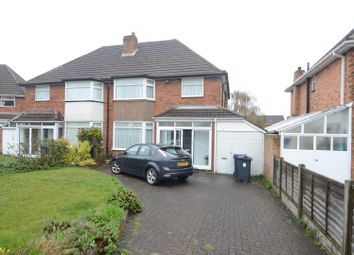 Thumbnail Semi-detached house for sale in Twycross Grove, Hodge Hill, Birmingham
