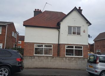 Thumbnail 3 bedroom detached house for sale in Clarence Road, Derby, Derbyshire